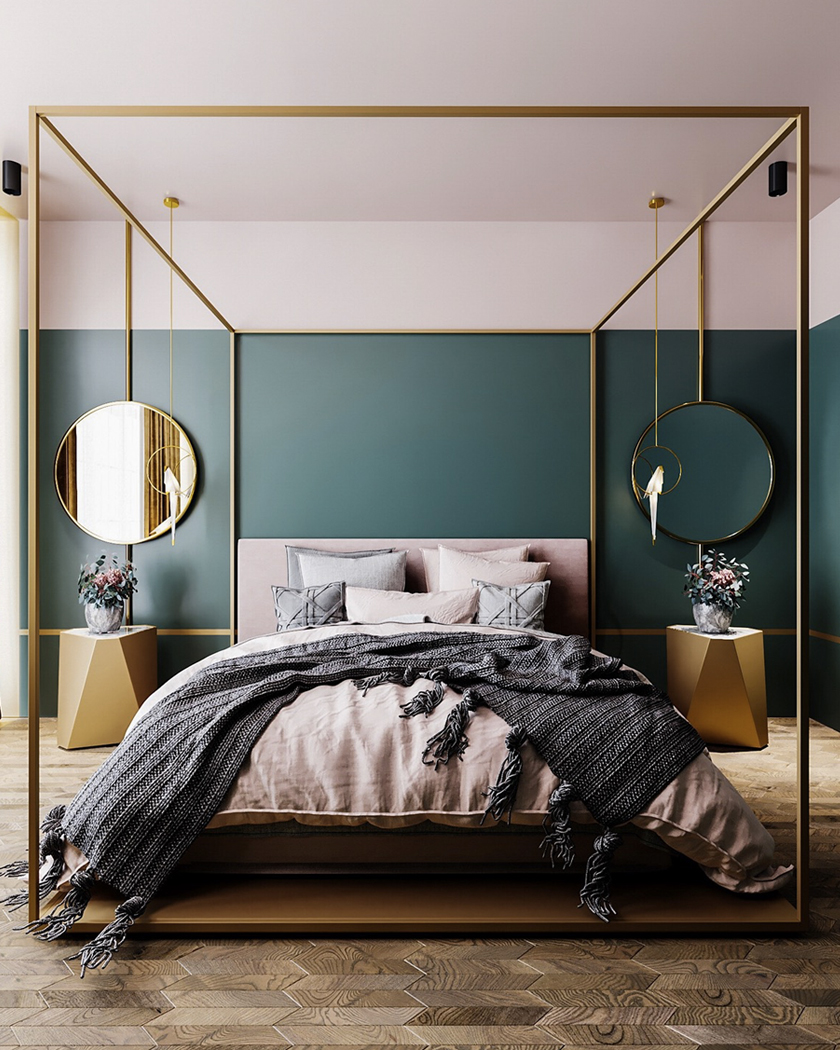 la tendance art deco shake my blog. Black Bedroom Furniture Sets. Home Design Ideas