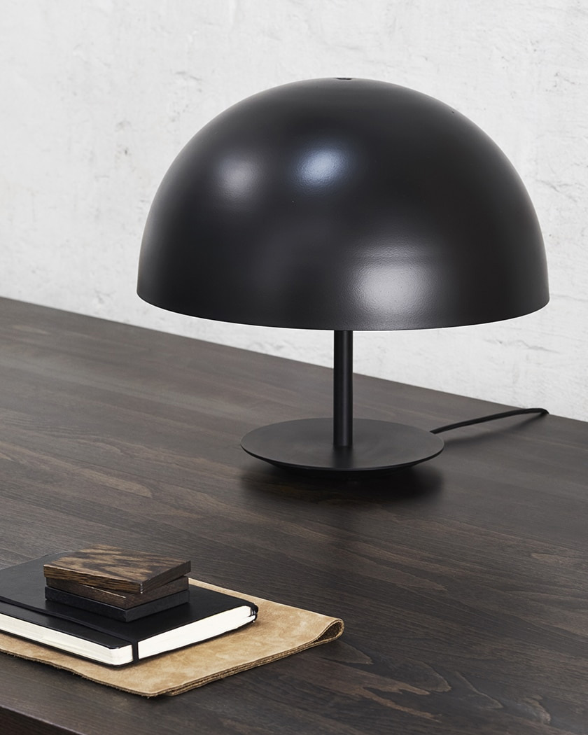 deco zeeloft petit prix lampe noire contemporaine