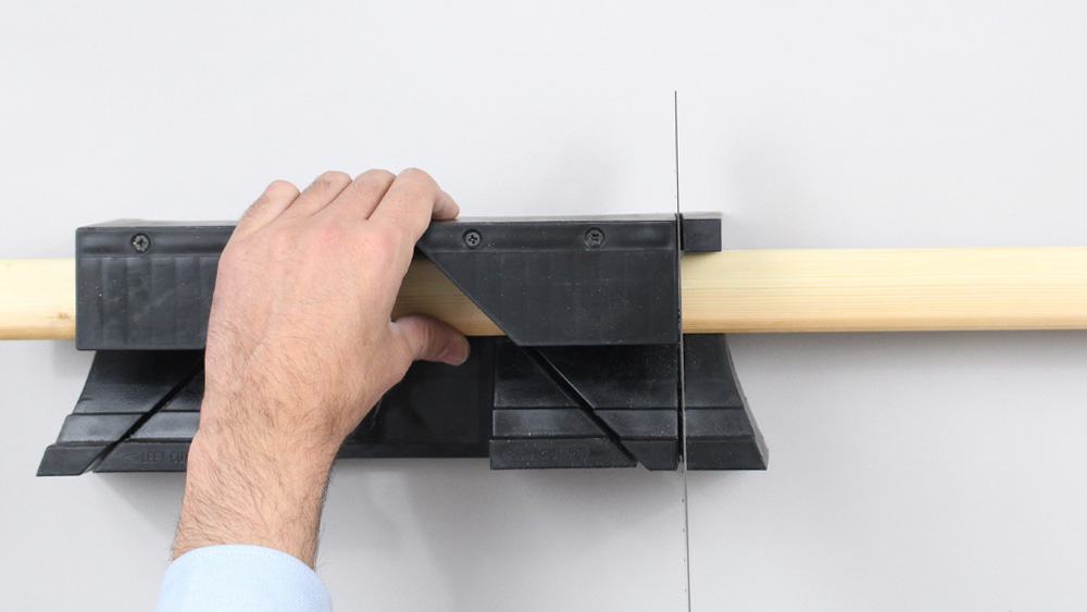 organiseur mural bois diy etape 4