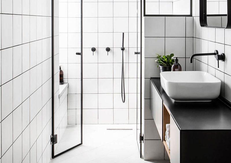 deco salle de bain moderne