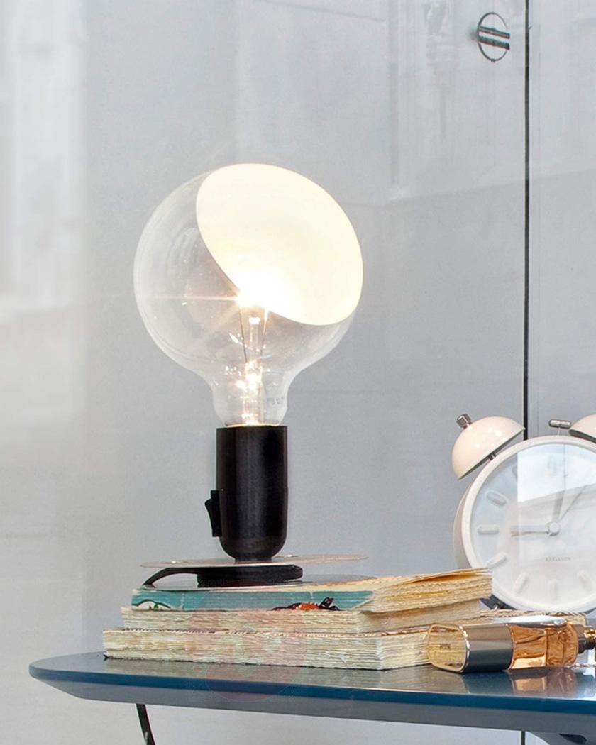 lampe chevet chambre ampoule moderne