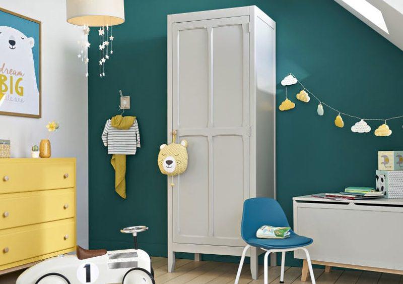 armoire parisienne deco
