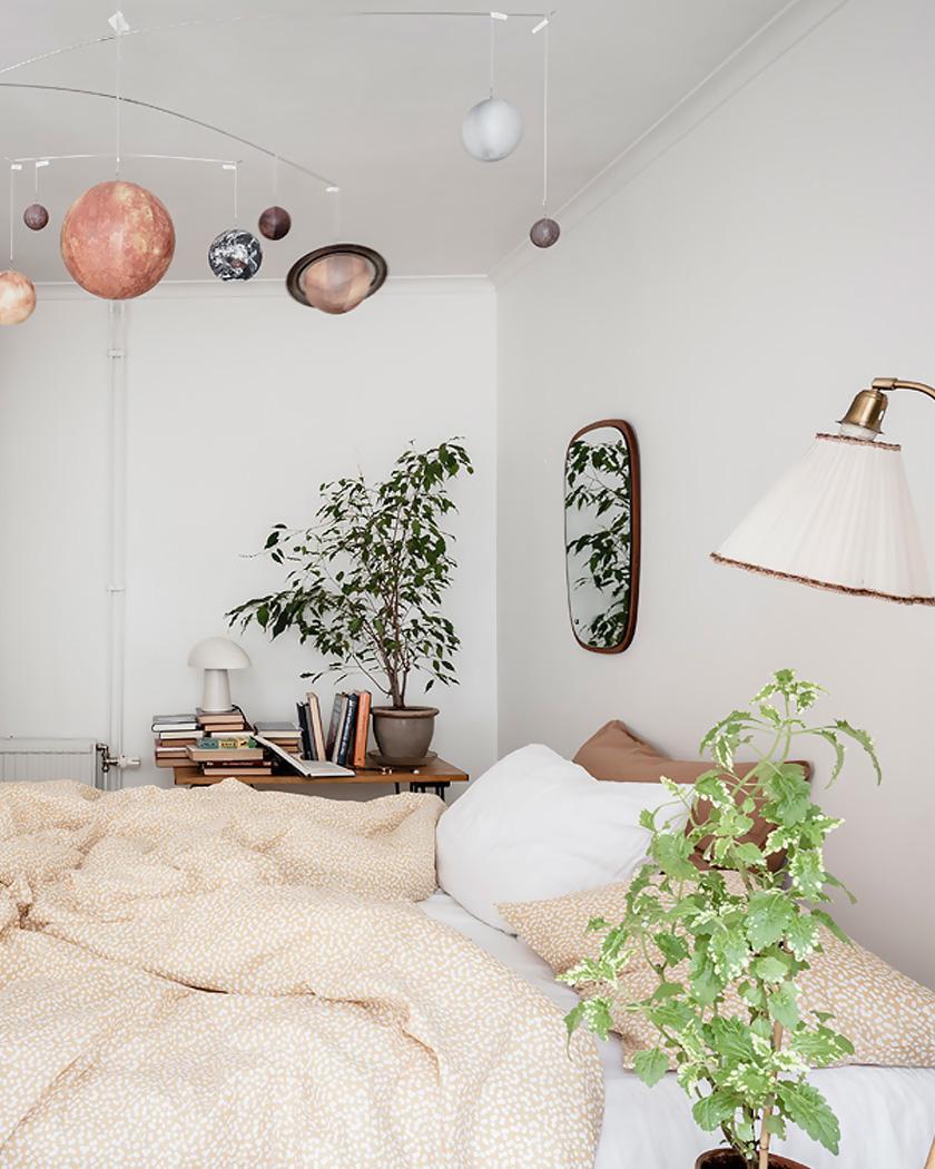 deco rustique moderne chambre