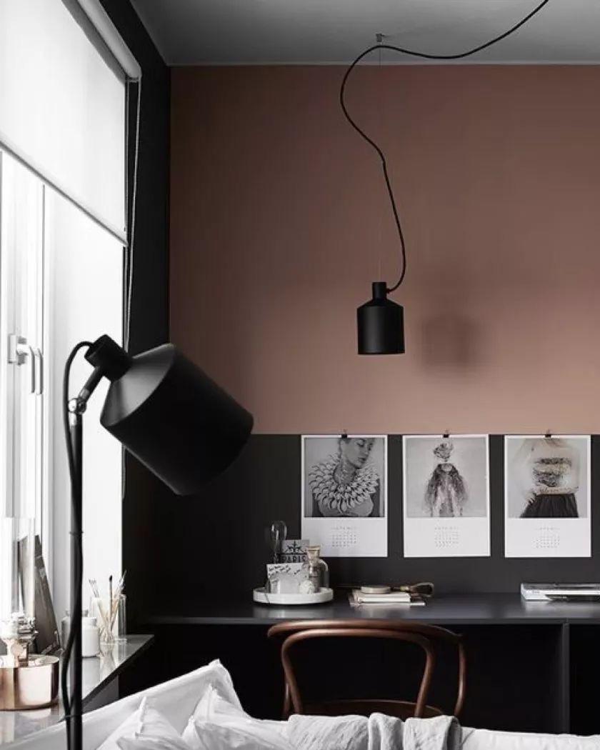 deco noir rose bureau