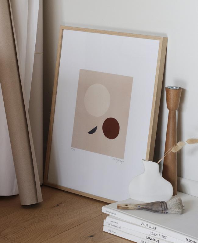 affiche oak gallery etsy