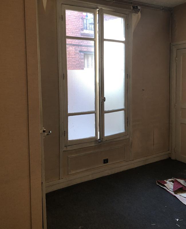 deco studio vintage industriel salon avant