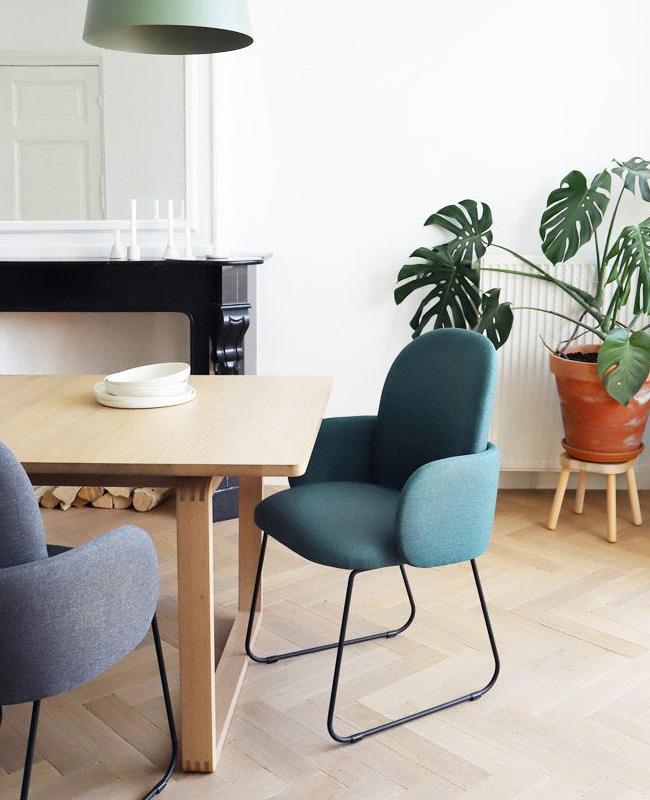 puik design etsy fauteuil salle à manger