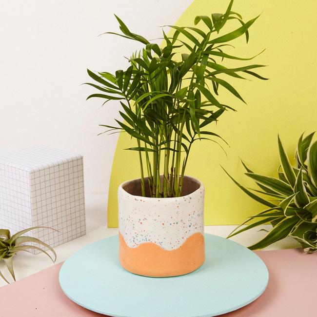 etsy céramique baked by lou petit pot plante