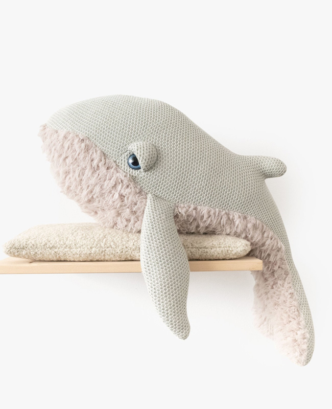 etsy big stuffed peluche baleine