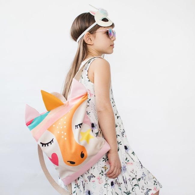 sac à dos enfant animal muni etsy licorne