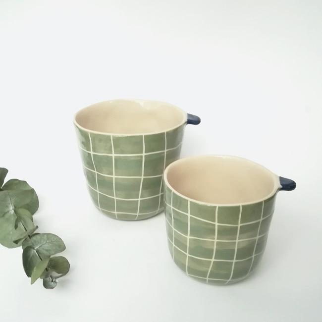 etsy camille clementine tasse thé vert