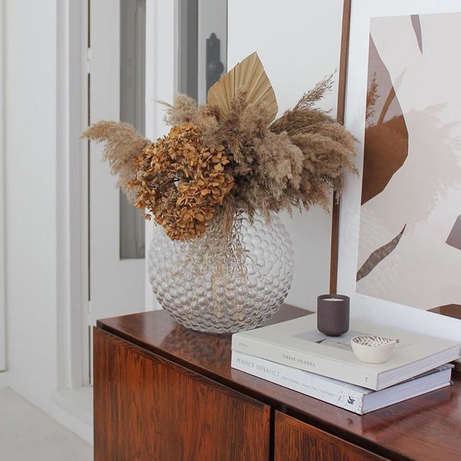 visite deco minimaliste bouquet pampa