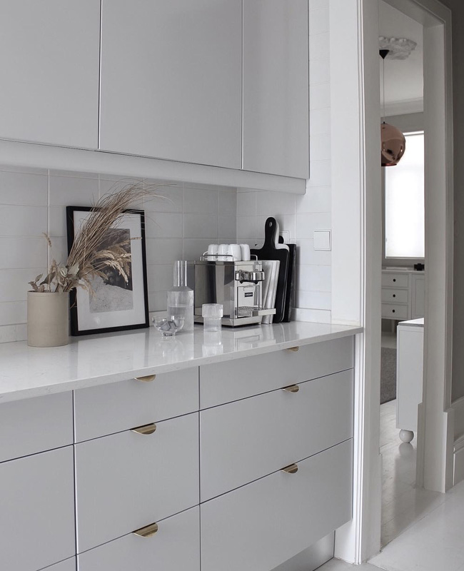 visite deco minimaliste cuisine blanche