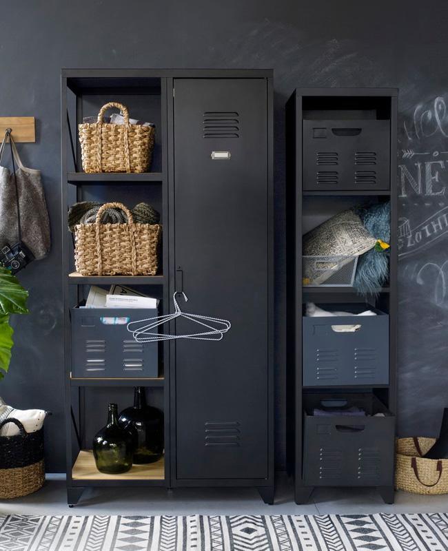 black friday laredoute armoire métal