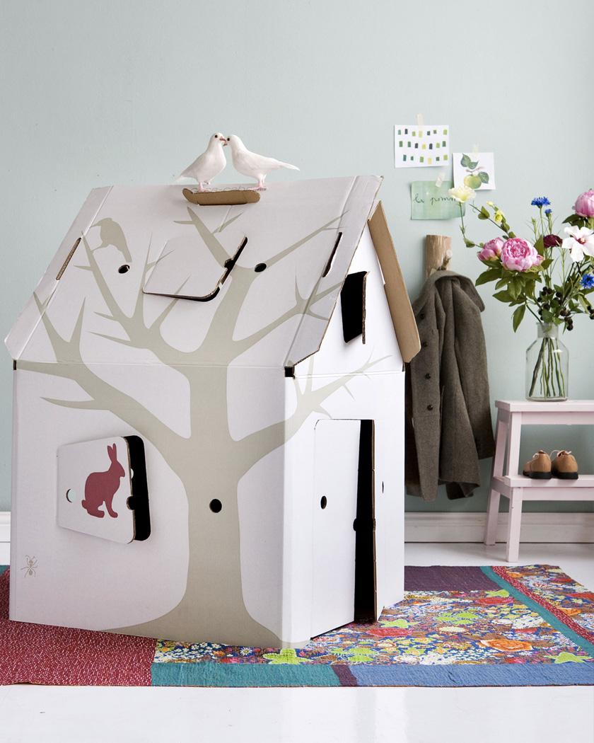 cabane carton kidsonroof