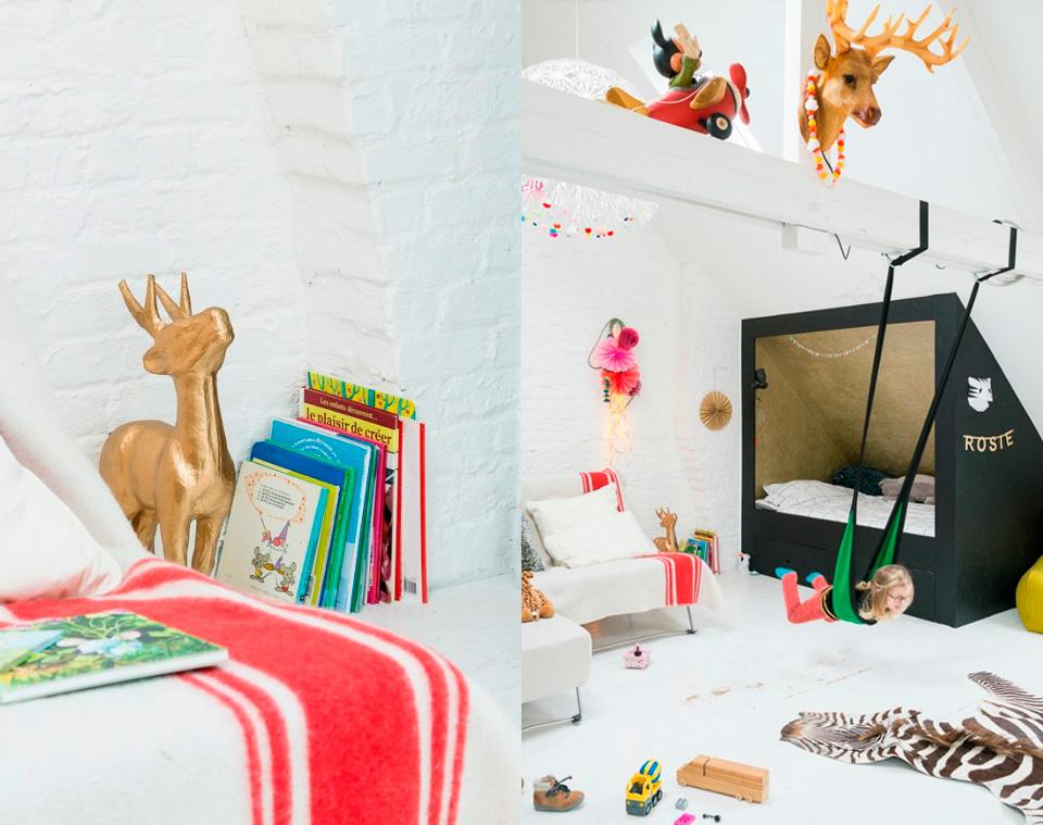 deco chambre enfant moderne