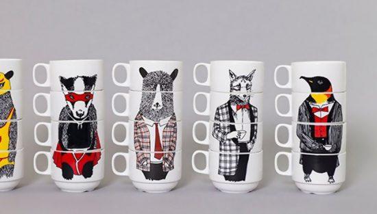 céramique animal jimbob art etsy