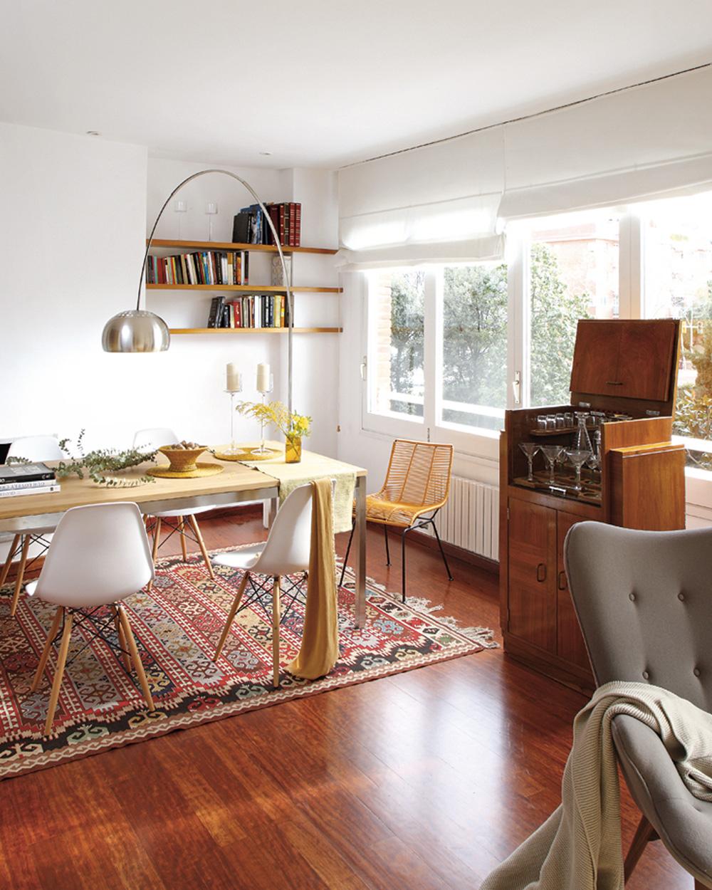 Decoration Interieur Appartement Vintage une déco bohème et vintage en orange | shake my blog