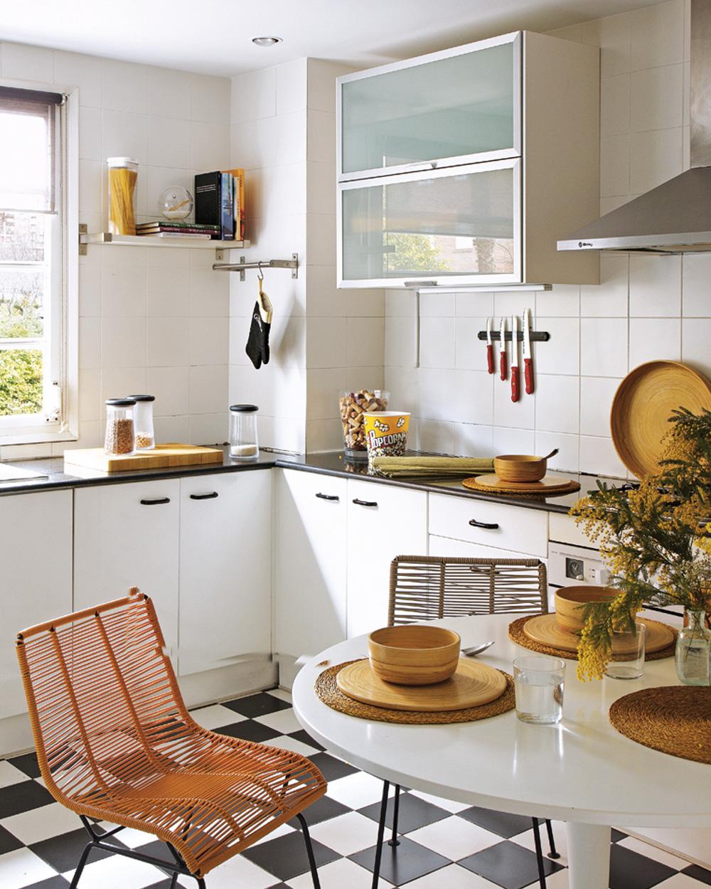 deco appartement orange