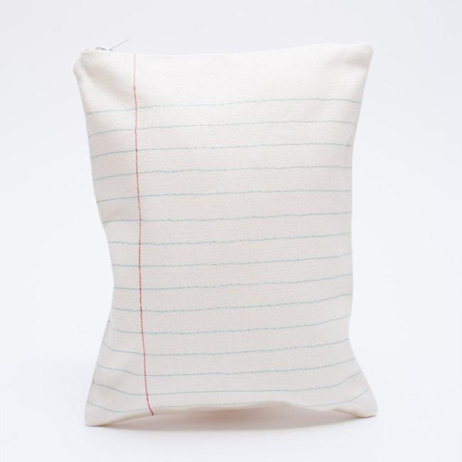 etsy deco tissu pilosale pochette motif carnet