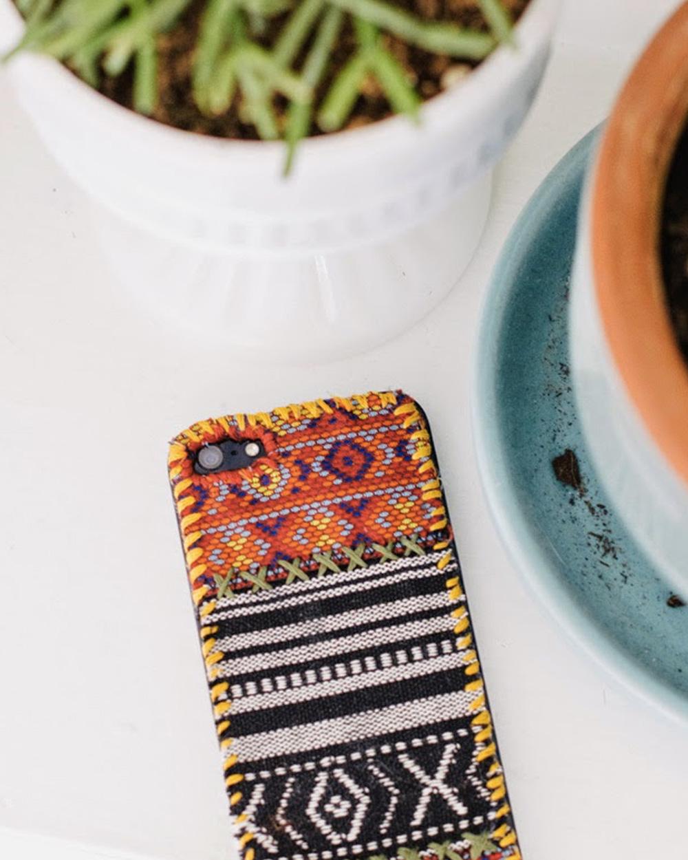 coque canevas diy iphone