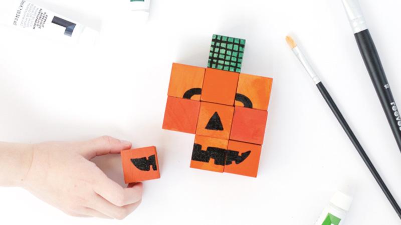 puzzle cube bois diy