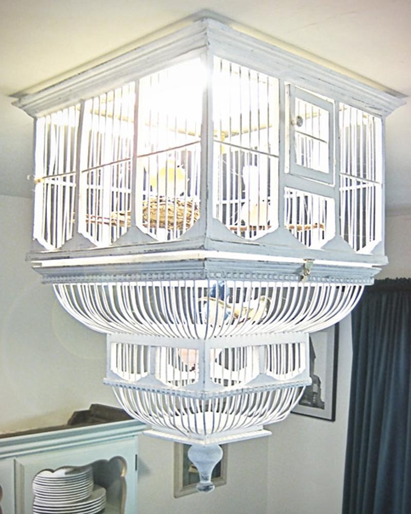 suspension cage diy