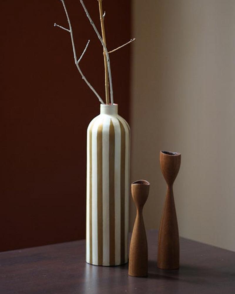 vase diy extincteur