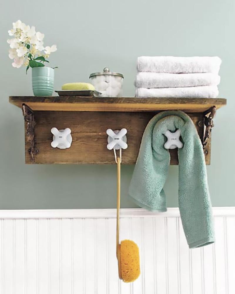 diy porte serviette