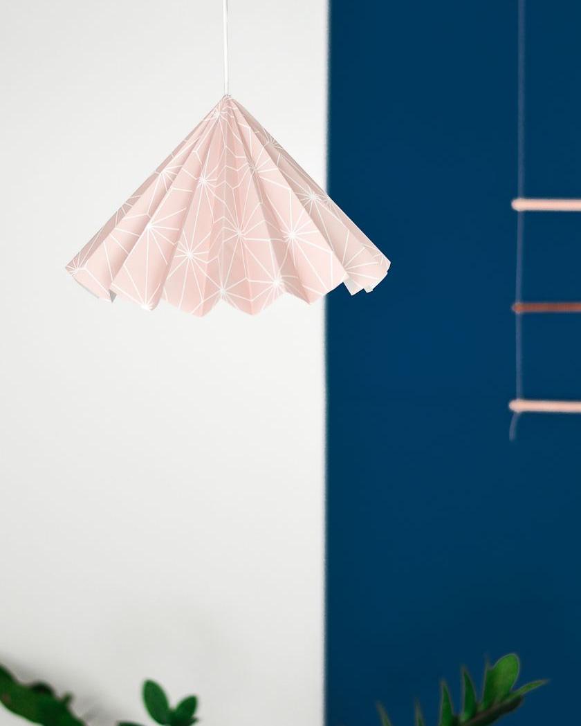 suspension papier diy papier peint