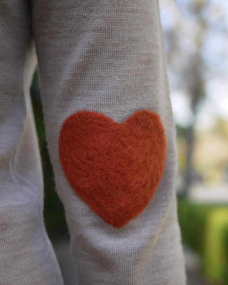 coudières coeur diy