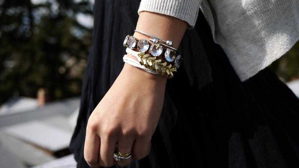 bracelet écrou diy