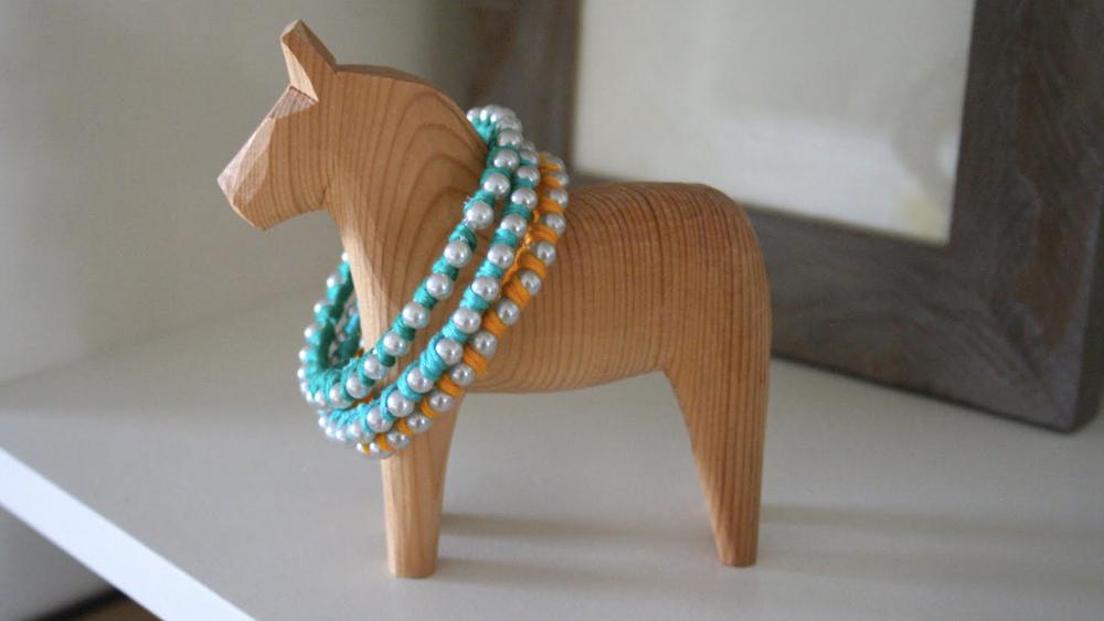 bracelet perles diy