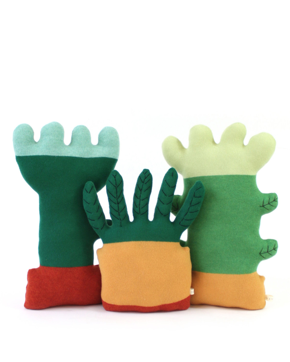 coussin cactus enfant