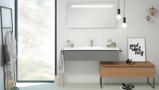 couleur salle de bain scandinave