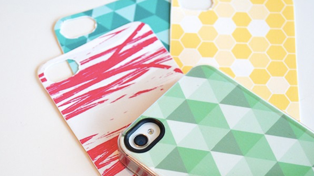 deco iPhone diy a imprimer