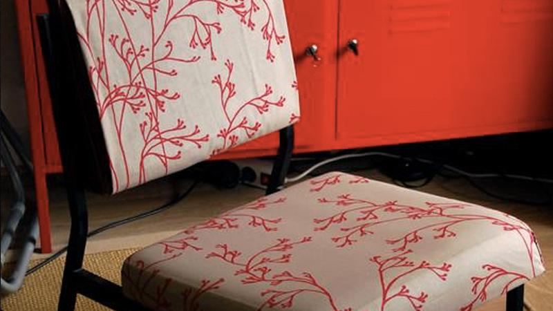 fauteuil diy motifs