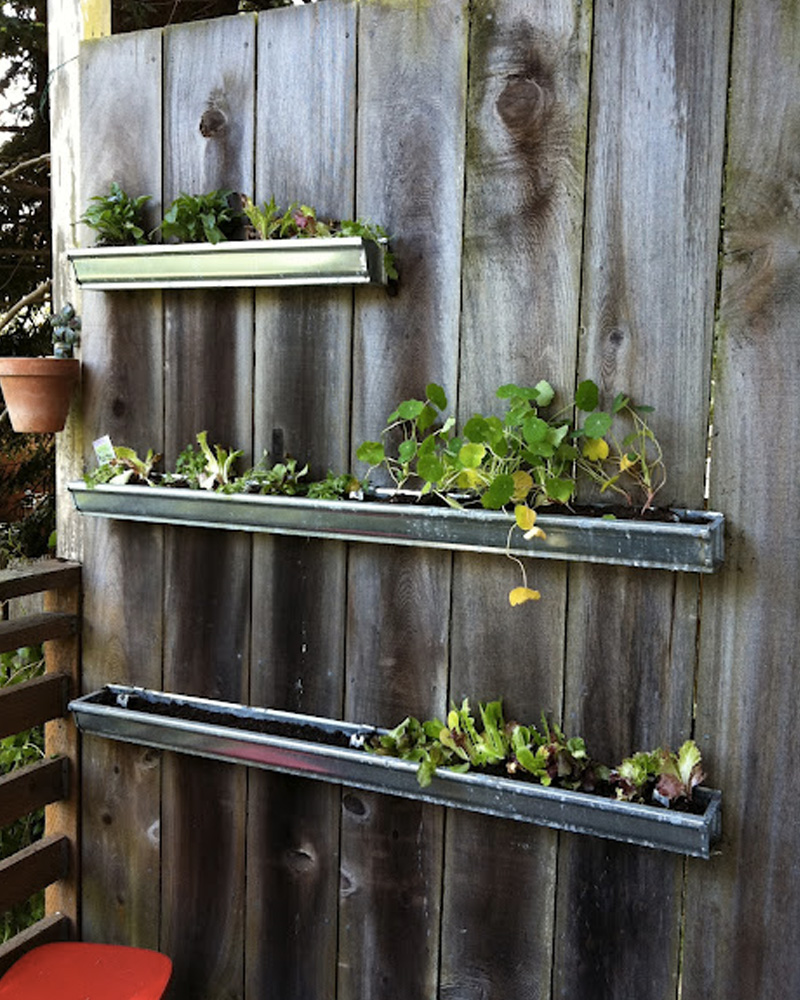 potager vertical diy