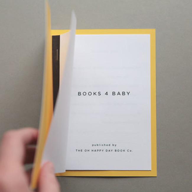 livre invitation diy à imprimer
