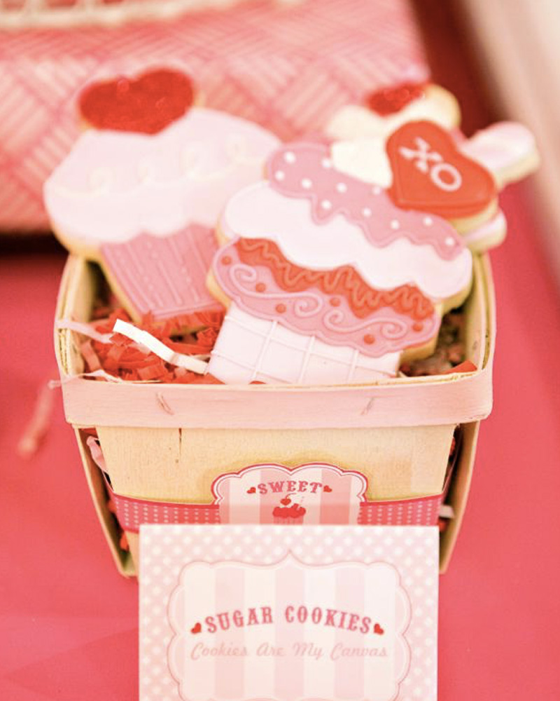 deco table diy saint valentin