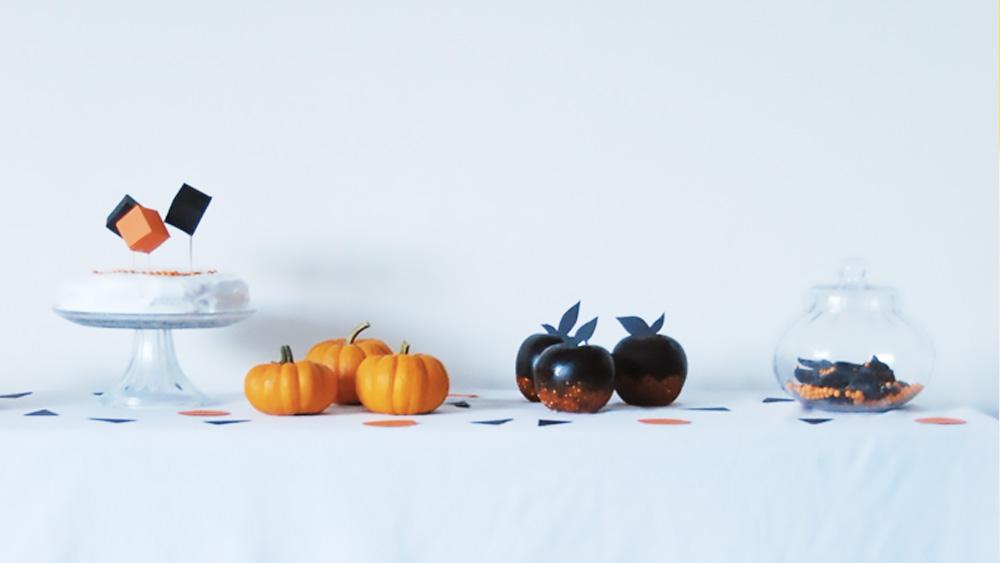 diy deco halloween