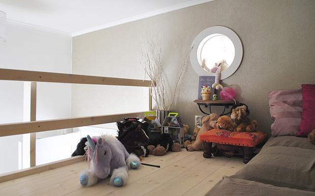 mezzanine deco chambre enfant