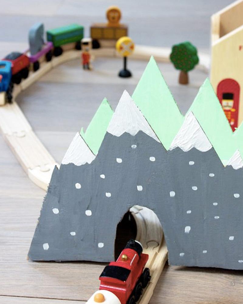 circuit montagne diy enfant