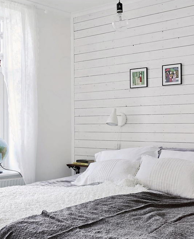 deco lumineuse vintage chambre