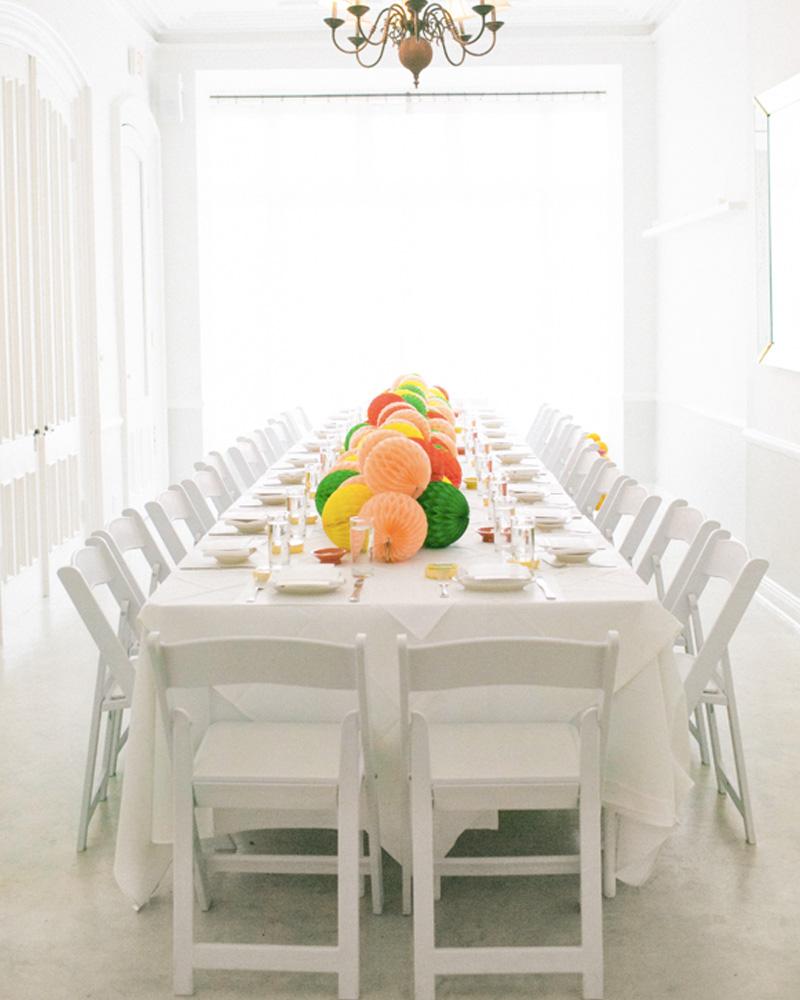 centre table diy pompon