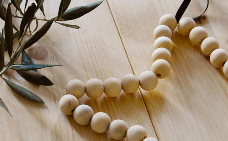 etoile noel perles diy