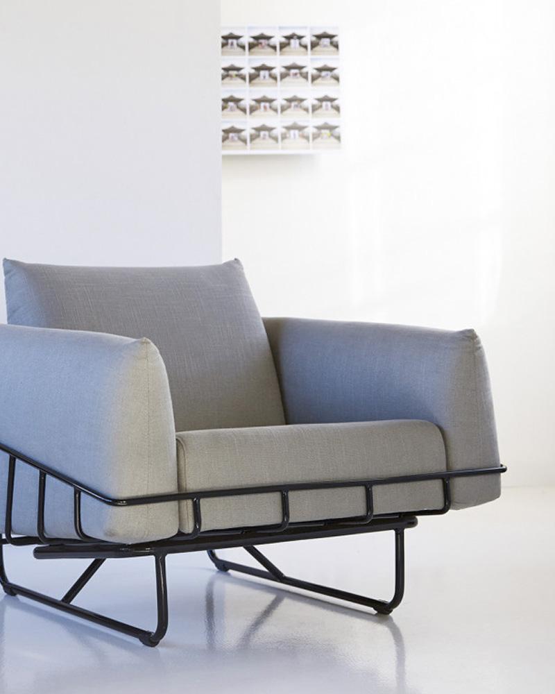 meuble scandinave tikamoon fauteuil