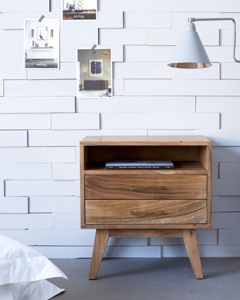 meuble scandinave tikamoon chevet