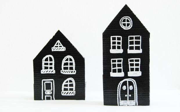 maison ardoise diy