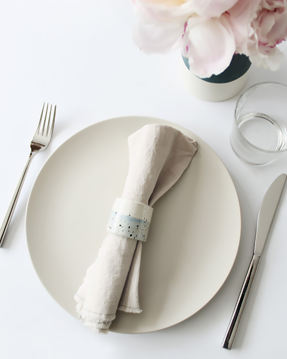 Diy Rond De Serviette un rond de serviette diy | shake my blog